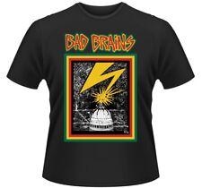 Bad Brains 'Bad Brains' T-Shirt (S - XXXL) - NEW & OFFICIAL!