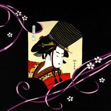Furoshiki Japanese Wrapping Cloth Large Kabuki Sanbaso Performer