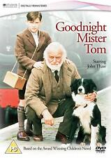 Goodnight Mister Tom - DVD NEW & SEALED - John Thaw, Nick Robinson (Mr Tom)