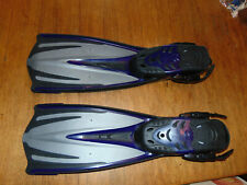 TUSA Imprex Tri-Ex Swim Fins size medium