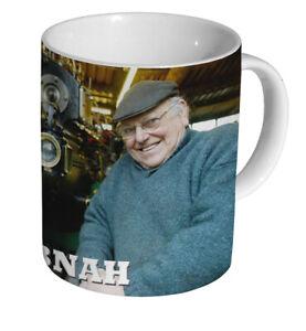Fred Dibnah Steeplejack Legend #2 - Coffee Mug / Tea Cup