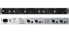 Rane Pro Audio Dc 22S 2-Chan Stereo Compressor / Dynamic Gate Expander Dc22S New