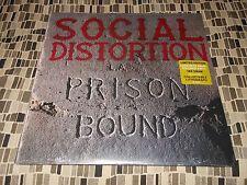 Social Distortion Prison Bound 180g Concrete colored Sealed