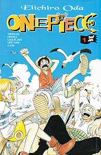 ONE PIECE - costola blu n°  1  ( sconto 15% ) ed. Star Comics