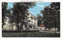 B12/ Montgomery Alabama AL Postcard c1920 Masonic Home Building