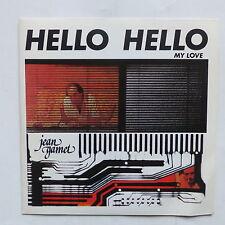 JEAN GAMET Hello hello my love 22710