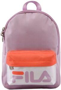 FILA FINN Mini Backpack NWT NEW Lavender