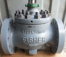 """6"""" 600# Fisher Type ED Control Valve Hi Temp gaskets, graphoil Packing, Sub-Assy"""