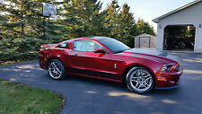 2014 Ford Mustang Shelby GT500 Coupe 2-Door, GT350