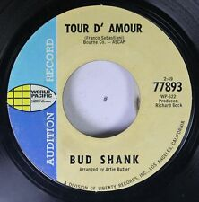 Pop Promo 45 Bud Shank - Tour D' Amour / There'S Got To Be A Better Way (Theme F
