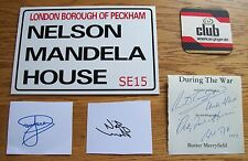 Signed Cards