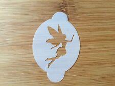 Face paint stencil reusable washable Christmas Tinkerbelle fairY mylar 190
