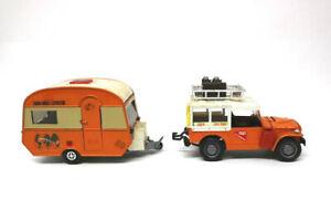 "BARLUX  Fiat Campagnola u. "" Caravan Trans World Expedition "" 73050"