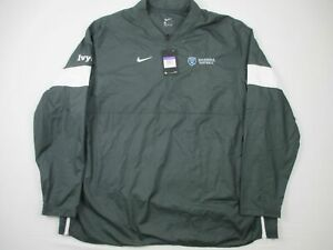 Columbia Lions Nike Pullover Men's Dark Gray Poly NEW 3XL