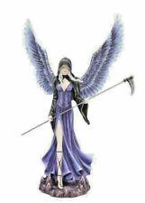 Nemesis Now Dark Mercy Fairy in Purple Robes Figure Figurine Ornament Gift Boxed
