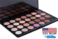 Cosmetic Matte Eyeshadow Cream Eye Shadow Makeup Palette Shimmer Set 28 Colors