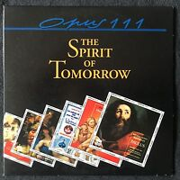 Compilation CD The Spirit Of Tomorrow - France (EX+/M)