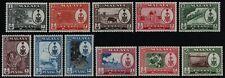 Malaya - Penang 1960 - Mi-Nr. 55-65 ** - MNH - Freimarken / Definitives (I)
