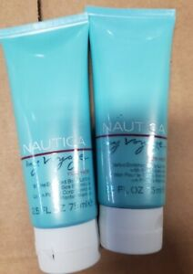 Nautica my Vayage for her  body wash and body  lotion 2.5 oz