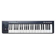 M-Audio Keystation 49 MKII USB Midi Keyboard Controller Mk2