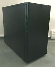 Fractal Design Define R5 ATX Midi Tower PC-Gehäuse, gedämmt, ordentlicher Zustan
