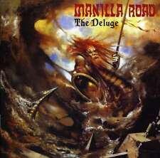 MANILLA ROAD - The Deluge [CD - NEW]