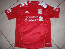Adidas FC Liverpool Trikot Größe 140cm neu  rot  Wunschflock möglich