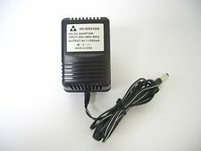 ULTRATEC TTY AC ADAPTER 9V 1000mA for SUPERCOM SUPERPRINT UNIPHONE 1140 & 1100'S