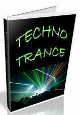 Techno transe échantillons-REASON REFILL-CUBASE-fruity loops-FL STUDIO - 4.9GB
