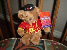 Russ Berrie Glorious Britain Beefeater Bear 92407