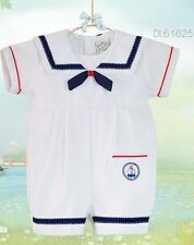 Patternless Nautical Outfits & Sets (0-24 Months) for Boys