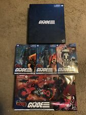 Gi Joe Classified Lot Of 5 Figures