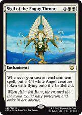 SIGIL OF THE EMPTY THRONE Commander 2015 MTG White Enchantment Rare