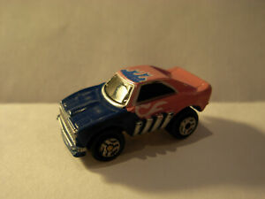 VINTAGE MICRO MACHINES DODGE CHARGER FUNNY CAR