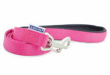 Ancol Nylon Lead Raspberry 25mmx1m - 3950