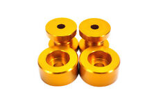 ISR Performance Solid Differential Mount Bushings S14 S15 Gold Drift Race JDM