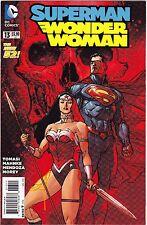 SUPERMAN WONDER WOMAN #13 / TOMASI / MAHNKE / NEW 52 / DC COMICS