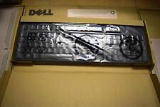 NEW BOXED DELL DESKTOP PC SERVER USB EXTERNAL GERMAN SLIM KEYBOARD DJ505 inc VAT