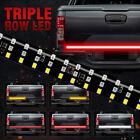 60 Led Tailgate Light Bar Strip Reverse Brake Signal For Chevrolet Silverado