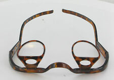 Brow Beater 2.5x Magnifying Make-Up Glasses Spectacles Flip Down Lens 99002