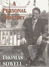 NEW A Personal Odyssey (Library Edition) by Thomas Sowell