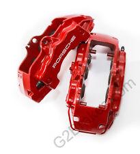 Red brembo 18Z calipers