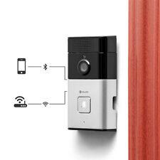 Digoo Wireless Bluetooth WiFi Smart Home HD Video DoorBell IR Camera Ring P2P