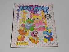 Muppet Babies sticker album-Panini (parte attaccato)