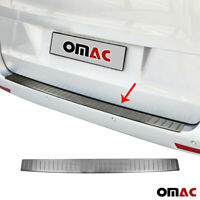MNBX Car Trunk Bumper Protector for Kia Sportage 2013-2015,Stainless Steel Auto Accessories Scratch Brushed Guard Body Trim Cover Strip