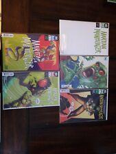 DC Comics Martian Manhunter 9 issue lot # 1-7 full run with variants