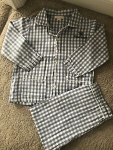 Zara Home Boy Blue Pyjamas 4-5