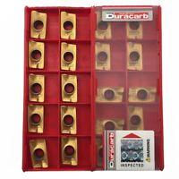 30pcs APMT 1604 PDER DP5320 CNC carbide INSERT for steel APMT1604 milling blade