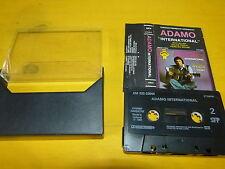 SALVATORE ADAMO - K7 audio / Audio tape !!! adamo international !!!