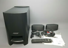 Bose Cinemate Digital Home Theater Speaker System - Boxed